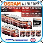 OSRAM NIGHT BREAKER UNLIMITED ALL FITTINGS AVAILABLE ON LISTING WHOLESALE PRICE