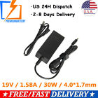 AC Adapter Charger Power Supply Cord For HP Mini 1101 1103 1112 19V 1.58A 30W