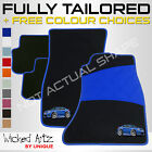 Ford Mondeo Car Mats ST220 2000 - 2006 Fully Tailored + CUSTOMISE FREE