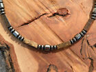 Men's Powerful Magnetic Hematite BRONZITE NECKLACE to ANKLET SUPER STRONG AAA+++