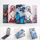 """Printing Painted Leather Cover Case For ALCATEL One Touch PIXI 3 (3.5"""") OT-4009X"""