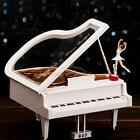 HOT Dancer Ballet Piano Music Bell Box Dancing Ballerina Musical Toys Xmas Gift
