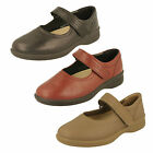 Padders Ladies EEE/EEEE Wide Fit Shoes Style - Sprite and Sprite 2 Many Colours