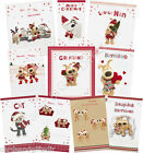 Boofle Christmas Card Cards Xmas Merry Christmas For All Relations