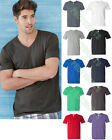 Mens Gildan - Softstyle V-Neck T-Shirt S-3XL sizes - 64V00