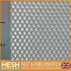 3mm Hole x 5mm Pitch x 1mm Thick Mild Steel Perforated Mesh Sheet