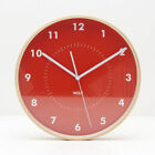 "Moderne 12"" Wall Clock by Wolf"