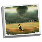 Hank Aaron 715 Stretched Canvas