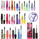 W7 Cosmetics Black Mascara Lengthening, Thickening, False Lash Effect Full Range