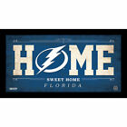 NHL Home Sweet Home Sign - Tampa Bay Lightning