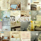 Nursery Wall Sticker - Home Art Decor Vinyl Quote Transfer Graphic Stencil Decal