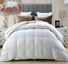LUXURY HOTEL QUALITY  GOOSE / DUCK FEATHER & DOWN DUVET QUILT 13.5 TOG