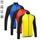 Tenn-Outdoors Unisex Winter Weight II Long Sleeve Cycling Race Jersey