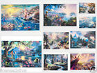 """DISNEY POSTCARDS OR FRAMEABLE PICTURES 4""""X6"""" BAMBI SNOW WHITE PETER PAN & MORE"""