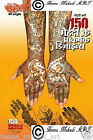Henna / Mehndi Tattoo Body Art Design / Arabic Bridal / Wedding Designs Book