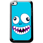 Monster Faces Hard Case For iPod Touch 4th Gen