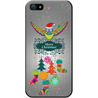 Merry Christmas Christmas Decorations Hard Case For Apple iPhone 5 / 5s