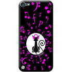 Musical Animals Hard Case For iPod Touch 5th Gen