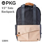 "PKG LB08 15"" Laptop Waterproof Slim Tote Backpack for 15"" MacBook Pro iPad Air 2"