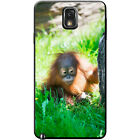 Orangutan Monkey Primates Animal Hard Case For Samsung Galaxy Note 3 (N9000)