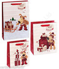Boofle Christmas Gift Bag Bags Wrap Presents Medium Large or Extra Large