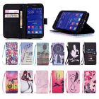 New Present PU Leather Strap Wallet Case Stand Cover for Samsung Galaxy S3 Mini