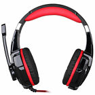 KOTION EACH G2000 Gaming Headphone Headset Stereo Over-ear Headband Mic for PC