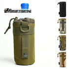Sport Tactical Amry Gear Military Nylon Molle Water Bottle Bag Kettle Pack Pouch