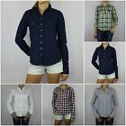 NWT GILLY HICKS BY ABERCROMBIE WOMEN'S SHIRT SIZES XSmall, SMALL , MEDIUM