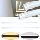 """1/10/50x 18W 24W 4FT 48"""" White T8 G13 LED Tube Light Fluorescent Replacement US"""