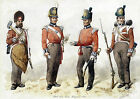 Queen's Own Royal West Kent Regiment Uniforms No.3 - 1812 (1)