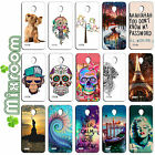 CASE COVER CASE SOFT FOR SMART VODAFONE PRIME 6 WITH FANTASIES AND DESIGNS B