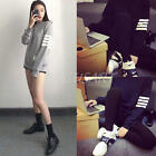 Korean Women Fashion Hoodie Sweatshirt Casual Hooded Coat Pullover Tops Autumn