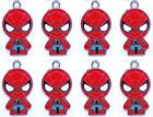 wholesale spider-man Enamel Metal Charms Jewelry Making Pendants Free shipping