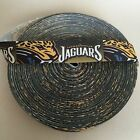 "7/8"" Jacksonville Jaguars Arch Grosgrain Ribbon by the Yard (USA SELLER) $2.95 USD on eBay"