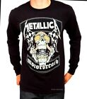 Metallica Motorbreath thrash metal rock long sleeve T-Shirt 2XL 3XL NWT