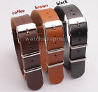 wholesale 16 18 20 22 24 mm Watch Band Strap  Imitation Leather Watchbands