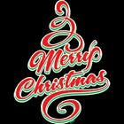 MERRY CHRISTMAS T-SHIRT (UNISEX FIT) HOLIDAY CHRISTMAS