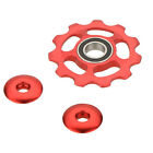 11TAluminum Alloy Bicycle Rear Derailleur Jockey Wheel Guide Pulley Part Cycling