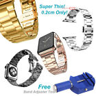HOCO 0.2cm Super Thin Stainless Steel Strap Watch Bands for Apple Watch iWatch