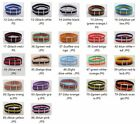 18mm Nylon Wrist Watch Band Strap Watch Stainless Steel Buckle 22color available
