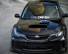 Daily Driven Decal Sticker Illest Lowered JDM Honda Stance Low Drift  Slammed
