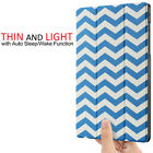 Poetic Slimline PU Leather Fit Trifold Cover Stand Folio Case for Google Nexus 9