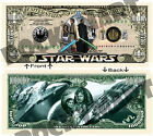 STAR WARS One Million Bill Novelty Notes 1 5 or 25 $0.99 USD on eBay