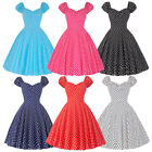 BP STOCK Vintage 1950s 60s style Party Prom Swing HOUSEWIFE dress NEW