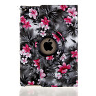 360 Rotating PU Leather Cover Smart Case w/Sleep Wake Stand For Apple iPad 2 3 4