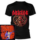 Deicide Blaspherion Medallion Shirt S M L XL Official Death Metal T-Shirt Tshirt