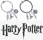 OFFICIEL Harry Potter plaqué argent Slider Charm Bracelet Film cadeau