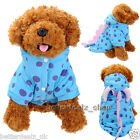 Pet Cat Dog Dogs Puppy Dinosaur Costume Jumper Dot Coat Jacket Clothes Hoodie