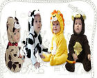 Baby Animal Boy Girl Carnival Fancy Dress Party Lion Costume Outfit Romper 0-24M